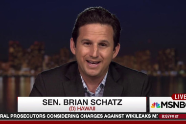 Sen. Schatz responds to AG Sessions on Hawaii