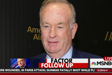 Bill O'Reilly to get $25M in Fox News exit