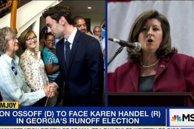 Ossoff runoff captivates the nation