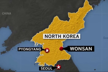 As North Korea Conducts Military Exercise,...