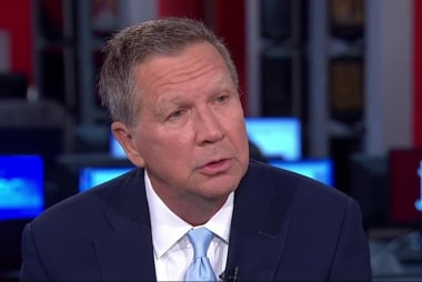 Kasich Says His New Book Looks at Faith...