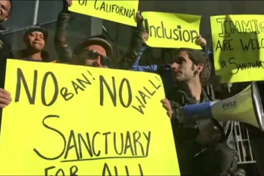 Judge Blocks Trump Order to Cut Sanctuary...