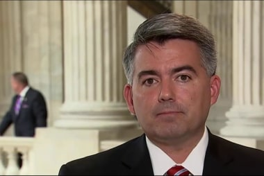 Sen. Cory Gardner Speaks about NAFTA and...