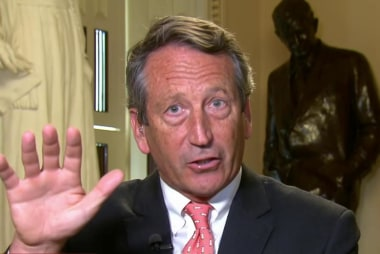 Sanford on Healthcare Bill: It's the 'Most...