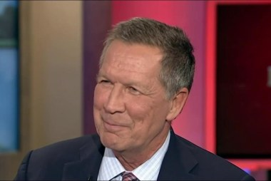Kasich: I'd be thrown out of Ohio if I...