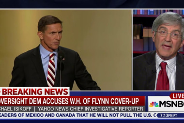The interview that could hurt Michael Flynn