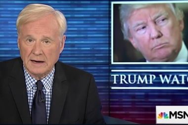 Matthews: People hate ruling class Trump...