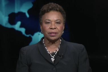 Rep. Barbara Lee: 'These are perilous times'