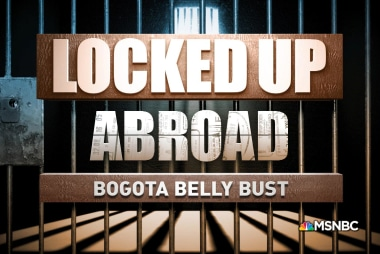Locked Up Abroad: Bogota Belly Bust