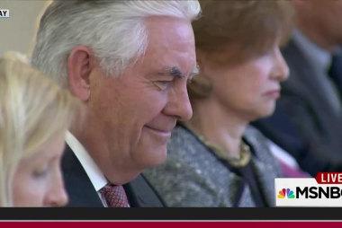 Tillerson fails to defend US journalist