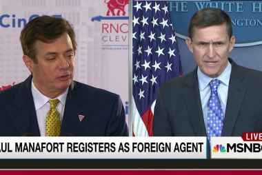 Second fmr Trump aide files as foreign agent