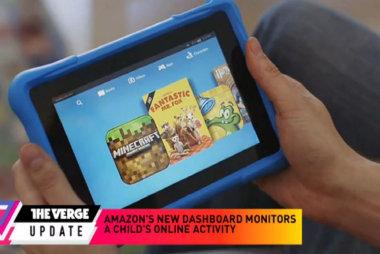 Amazon helps parents monitor internet...