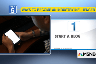 5 ways to become a business influencer