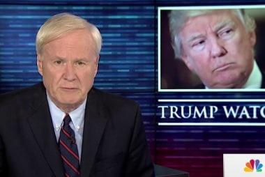Matthews on Trump: This President takes...