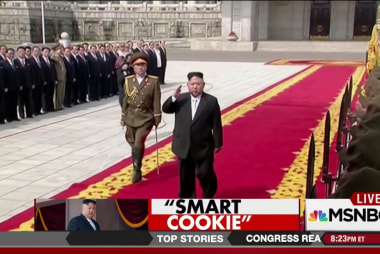 Trump: Kim Jong Un is 'a pretty smart cookie'