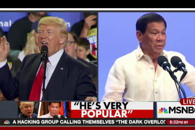 Trump invites Duterte to White House