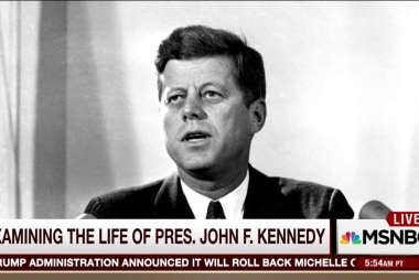 JFK at 100: A century after Kennedy's birth