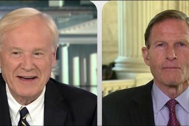 Sen. Blumenthal: Comey shouldn't be making...