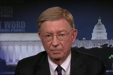George Will: Trump has a 'dangerous...