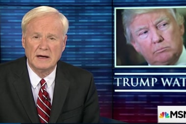 Matthews on the GOP: They already can hear...