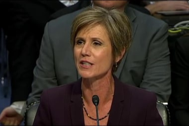 New Flynn Revelations Exposed During Yates...
