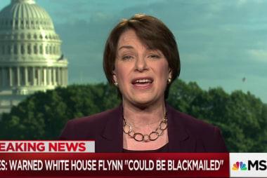 Sen. Klobuchar on Flynn: It's clear he was...