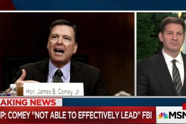 Halperin: Trump had concerns about Comey