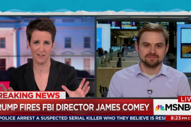 Comey firing raises question: Why now?