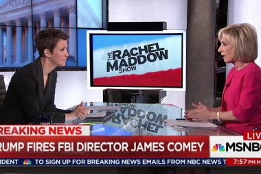 Comey firing complicates Trump-Russia probe
