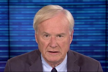 Matthews: The cover-up continues