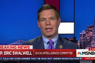 Swalwell: Sessions obviously not recused