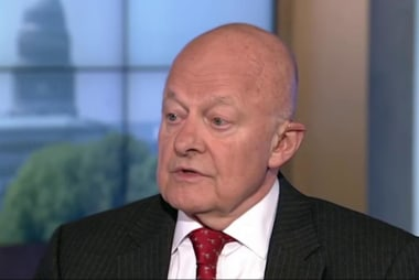 Clapper on FBI Probe: 'I Don't Know If...