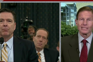 Blumenthal: I Still Have Confidence in the...