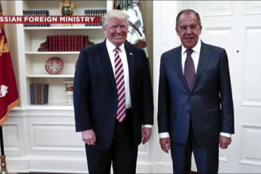 White House duped by Russian photog
