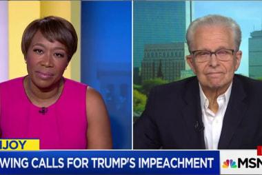 Harvard's Laurence Tribe: Impeach Trump now