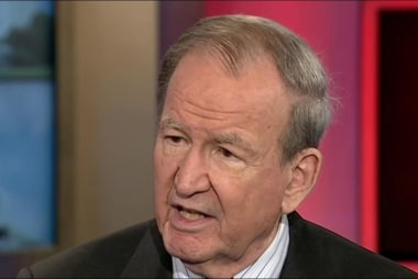 Patrick Buchanan: 'No collusion at all has...