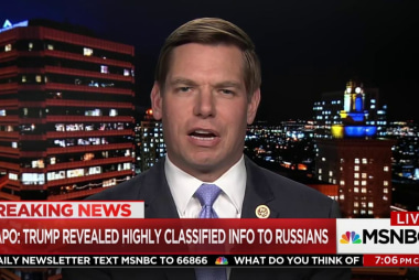 Swalwell: Trump can't be allowed to risk...