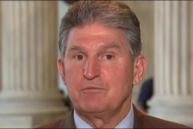 Sen. Manchin says Probe Into Trump/Comey ...