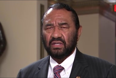 Rep. Al Green Calls for Trump to be Impeached