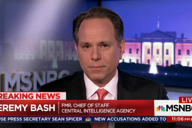 Jeremy Bash: Mueller is now U.S. atty. for...