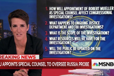 New questions on Trump-Russia special counsel