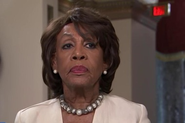 Rep. Maxine Waters: Rosenstein Briefing a...