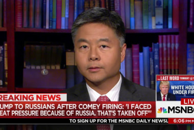 Rep. Ted Lieu: Trump obstructed justice