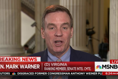 Warner: 'Outrageous' Trump called Comey ...