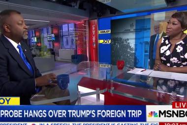 Nance: Trump and U.S. seen as clown show