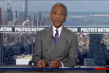 Rev. Al Sharpton's Final Thoughts