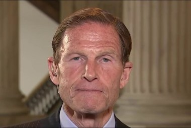 Blumenthal: Attempts to stifle...