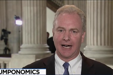 Sen. Van Hollen: Trump budget 'is totally...