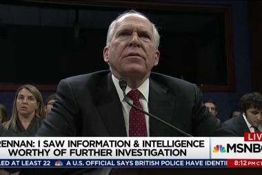 Brennan saw familiar pattern of Russian op