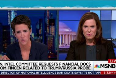 Trump-Russia probe hits slowdown at Treasury